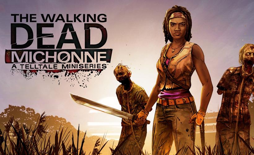 The Walking Dead: Michonne - Data de lançamento e imagens promocionais