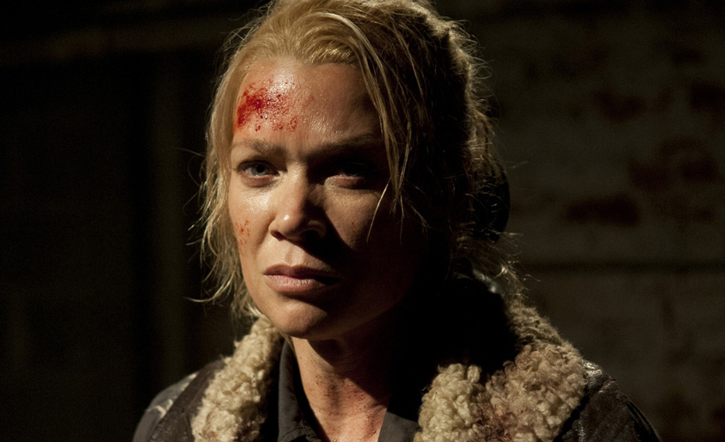A morte de personagens principais em The Walking Dead aumenta a audiência