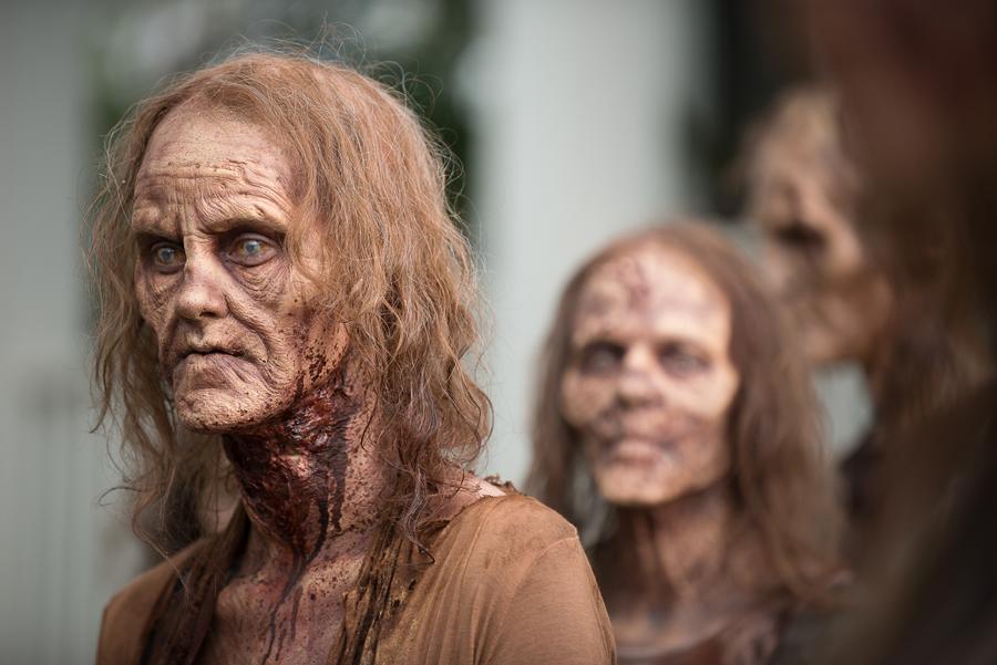 Walker - The Walking Dead _ Season 6, Episode 9 - Photo Credit: Gene Page/AMC