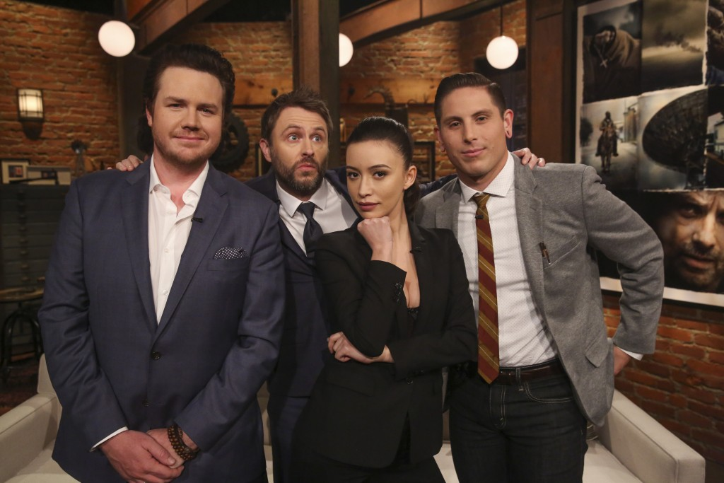 - Talking Dead _ Season 6, Episode 14 - Photo Credit: Jordin Althaus/AMC