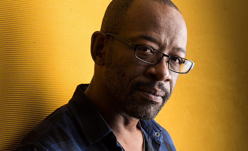 The Walking Dead Brasil Entrevista - Lennie James (Morgan Jones)