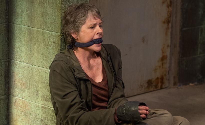 The Walking Dead S06E13: Melissa McBride fala sobre o episódio brutal de Carol