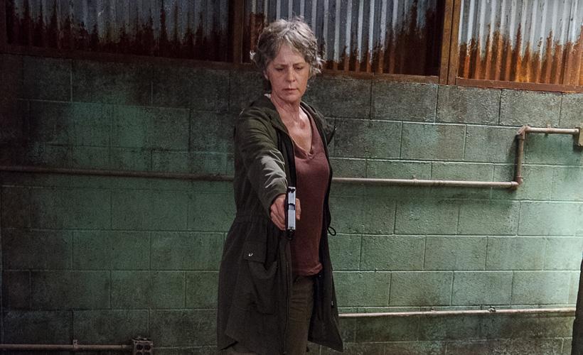 The Walking Dead S06E13: Melissa McBride explica por que Carol se voltou para a religião