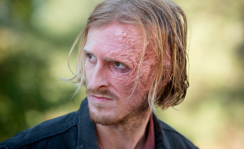 Austin Amelio fala sobre o retorno de Dwight no último episódio de The Walking Dead