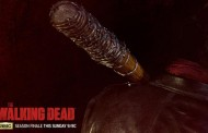 Negan e Lucille estampam o pôster do último episódio da 6ª temporada de The Walking Dead