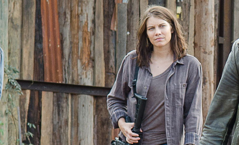 The Walking Dead 6ª Temporada: Perguntas e Respostas com Lauren Cohan (Maggie Greene)