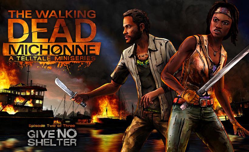 [GAMEPLAY] The Walking Dead: Michonne - Episódio 2 por LubaTV Games