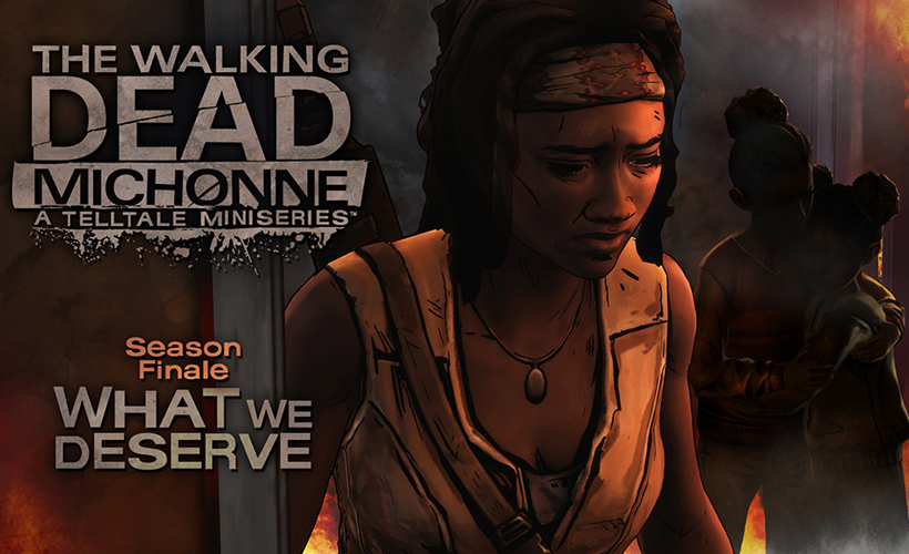 [GAMEPLAY] The Walking Dead: Michonne - Episódio 3 por LubaTV Games