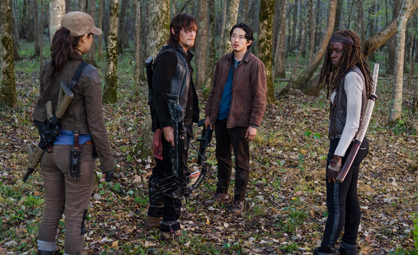 The Walking Dead S06E15: Norman Reedus fala sobre aquele final chocante