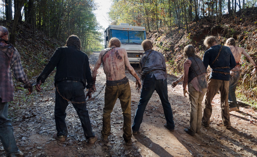 REVIEW THE WALKING DEAD S06E16 -