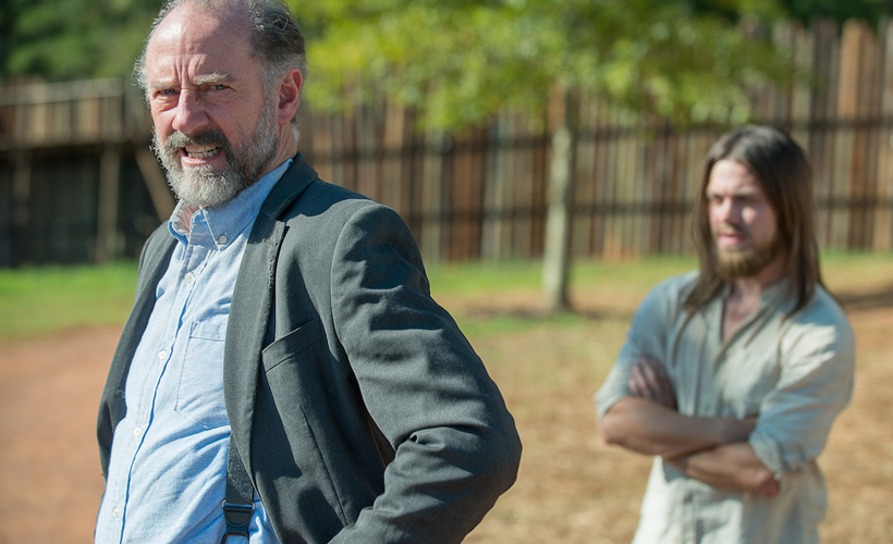 The Walking Dead 7ª temporada: Xander Berkeley confirma a volta de Gregory