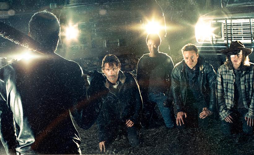 Trailer da 7ª temporada de The Walking Dead