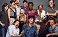 The Walking Dead 7ª Temporada: Lista de atores vistos nas gravações (Episódios 1-8)