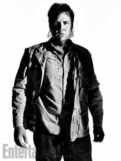 Josh McDermitt as Dr. Eugene Porter- The Walking Dead _ Season 7, Gallery - Photo Credit: Frank Ockenfels 3/AMC