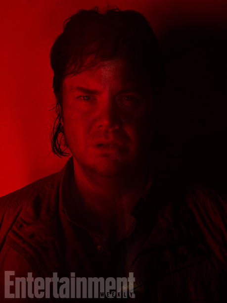 Josh McDermitt as Dr. Eugene Porter - The Walking Dead _ Season 7, Gallery - Photo Credit: Frank Ockenfels 3/AMC