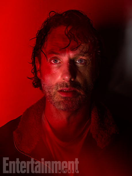 Andrew Lincoln as Rick Grimes - The Walking Dead _ Season 7, Gallery - Photo Credit: Frank Ockenfels 3/AMC