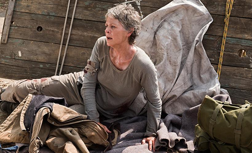 Melissa McBride diz que o episódio de estreia da 7ª temporada de The Walking Dead será de