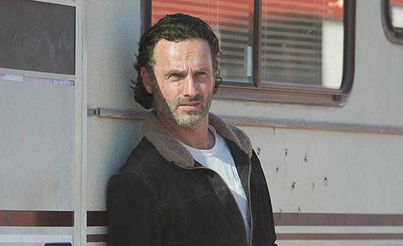 Andrew Lincoln fala a respeito da 7ª temporada de The Walking Dead e de um Rick sem poder algum
