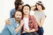Elenco e equipe de The Walking Dead prestam homenagem a Steven Yeun