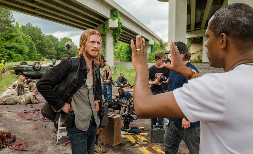 The Walking Dead 7ª Temporada: Making Of do episódio 3 -