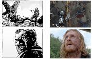 Comparação SÉRIE vs HQ: The Walking Dead S07E03 -