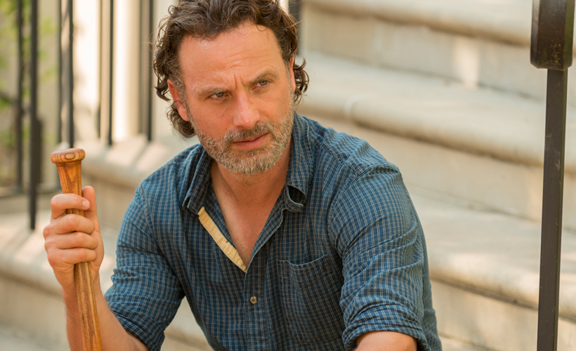 Andrew Lincoln explica a grande revelação de Rick no 4º episódio da 7ª temporada de The Walking Dead