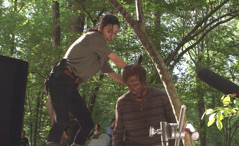 The Walking Dead 7ª Temporada: Making Of do episódio 4 -