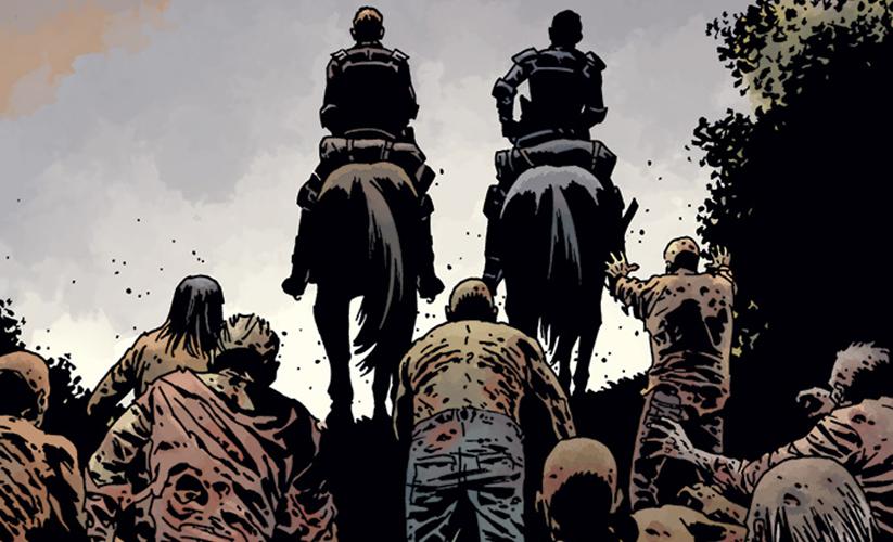 Analisando The Walking Dead: Fomos apresentados aos Sussurradores?