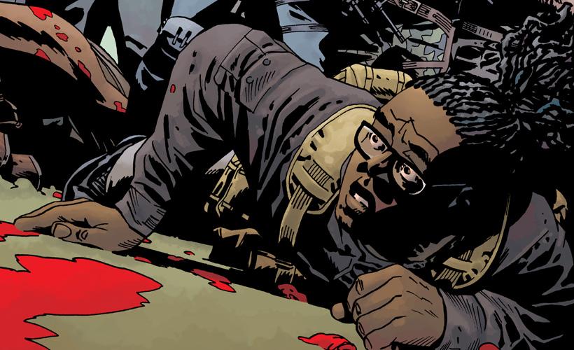 The Walking Dead 165: Arte da capa e data de lançamento