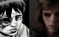 Comparação SÉRIE vs HQ: The Walking Dead S07E07 -