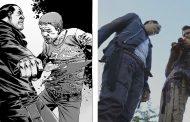 Comparação SÉRIE vs HQ: The Walking Dead S07E08 -