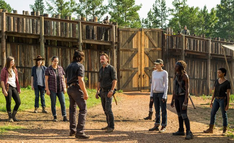 The Walking Dead 7ª Temporada: 5 Perguntas em aberto após