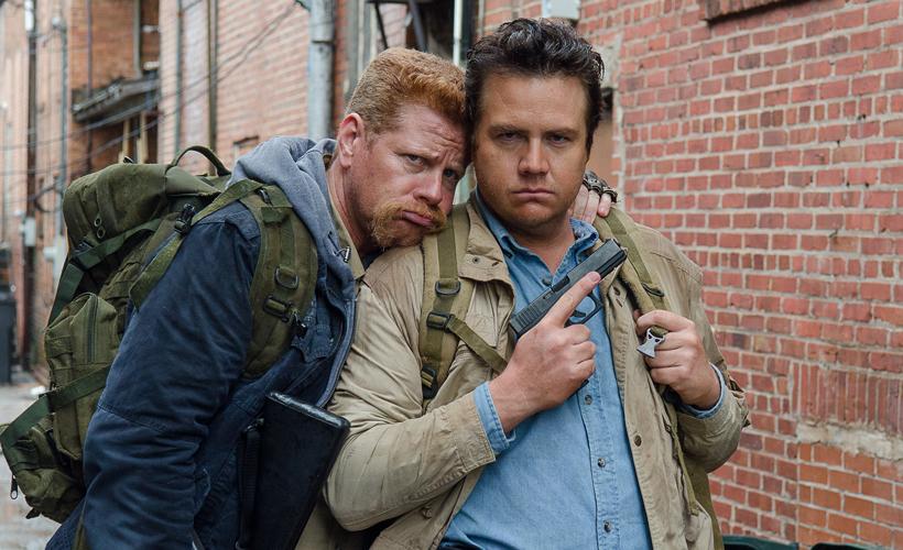 The Walking Dead é a série número 1 da TV a cabo pelo quinto ano consecutivo