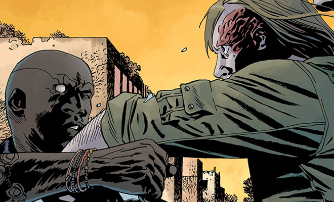 The Walking Dead 166: Arte da capa e data de lançamento