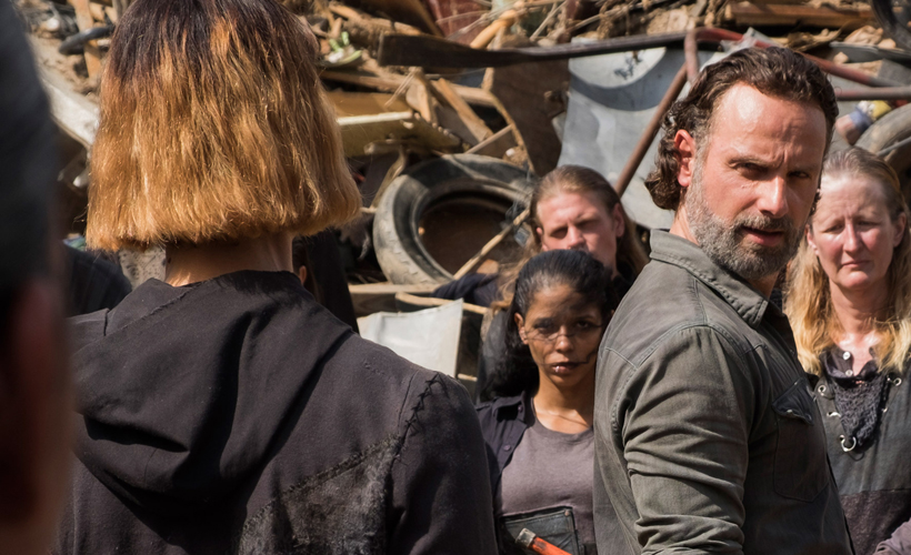 The Walking Dead 7ª Temporada: Nova imagem revela novos personagens
