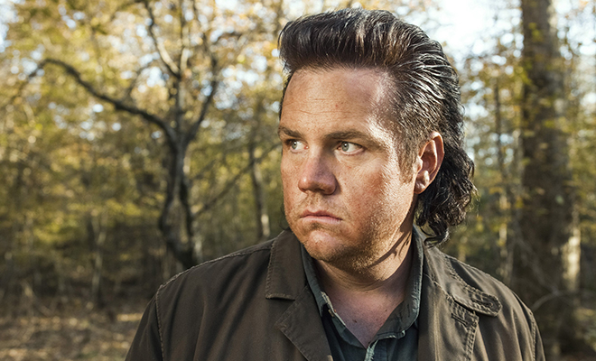 The Walking Dead Brasil Entrevista - Josh McDermitt (Eugene Porter)