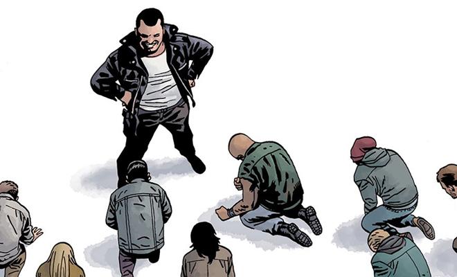 The Walking Dead 168: Arte da capa e data de lançamento