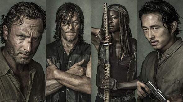 6ª temporada de The Walking Dead chega ao Netflix Brasil em Abril
