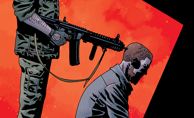 The Walking Dead 169: Arte da capa e data de lançamento