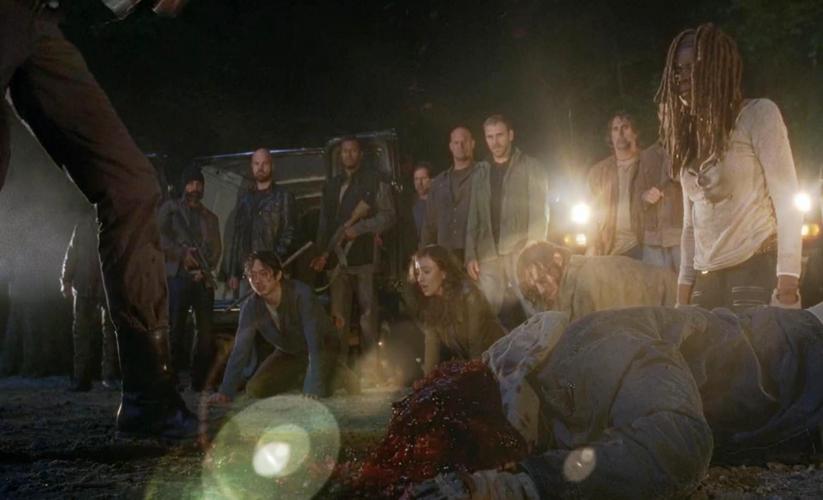 The Walking Dead 7ª Temporada: Veja todas as versões alternativas dos mortos por Negan e Lucille