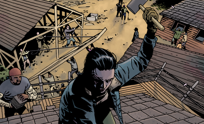 The Walking Dead 172: Arte da capa e data de lançamento