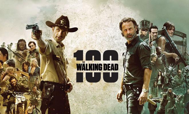 The Walking Dead 8ª Temporada: Pôster da San Diego Comic-Con