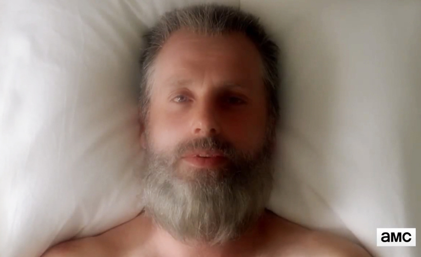 Qual o significado do velho Rick Grimes no trailer da 8ª temporada de The Walking Dead?