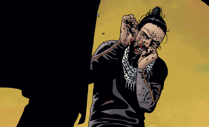 The Walking Dead 173: Arte da capa e data de lançamento