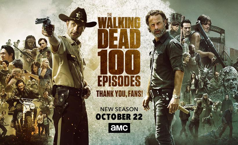 Relembre os momentos mais marcantes de The Walking Dead rumo ao 100º episódio