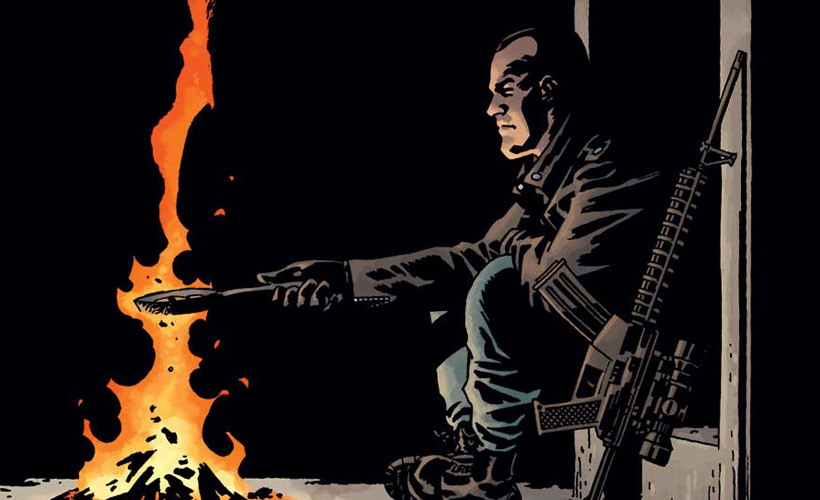 The Walking Dead 174: Arte da capa e data de lançamento