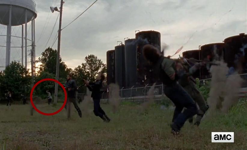 O trailer da 8ª temporada de The Walking Dead entregou a morte de um personagem?