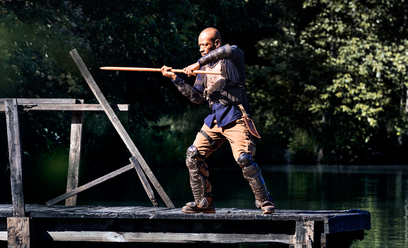 Lennie James, Morgan em The Walking Dead, fala sobre a cena da 8ª temporada que será inesquecível