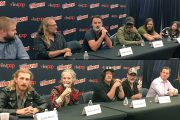 Resumo da coletiva de imprensa de The Walking Dead na New York Comic Con 2017