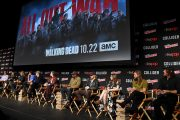 Resumo do painel de The Walking Dead na New York Comic Con 2017